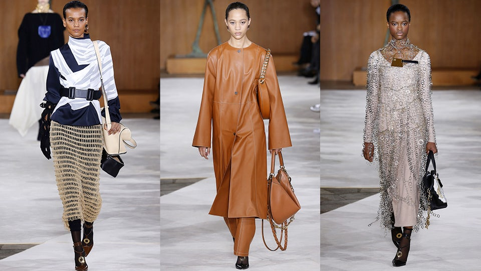 Loewe Autumn/Winter 2016 | Source: InDigital.tv