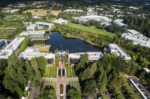 Nike headquarters in Beaverton | Source: Nike