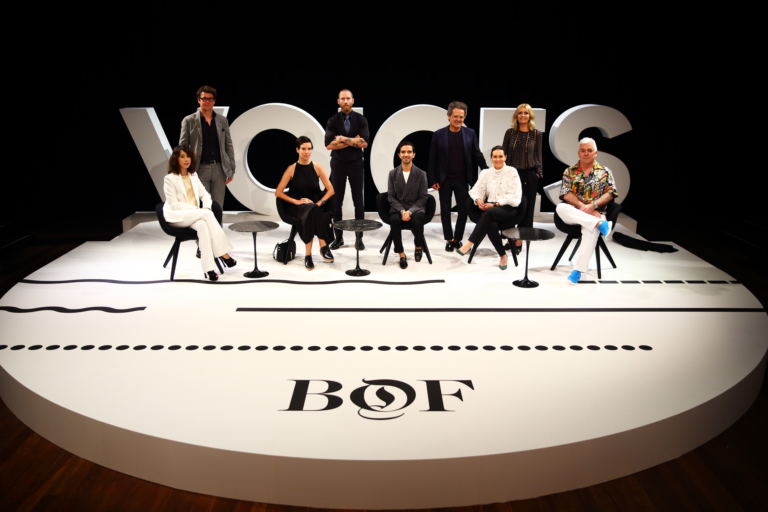 BoF Voices event at the Sydney Opera House | Photo: Sonny Vandevelde