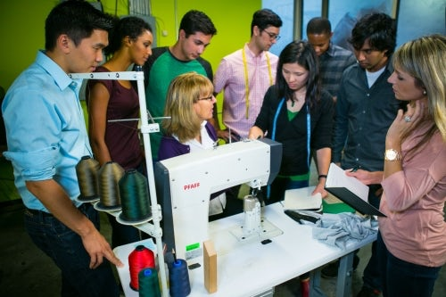 University of Oregon's Sports Product Management course | Source: University of Oregon