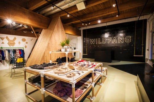 Wildfang store | Source: WIldfang