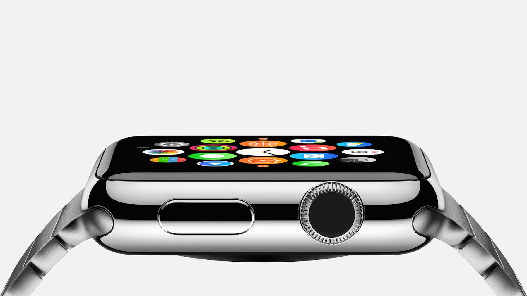 Apple watch   Source: Apple