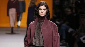 Hermès Autumn/Winter 2016 | Source: Indigital.tv