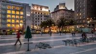 Union Square, San Francisco   Source: Shutterstock