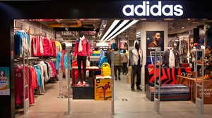 Adidas store   Source: Shutterstock