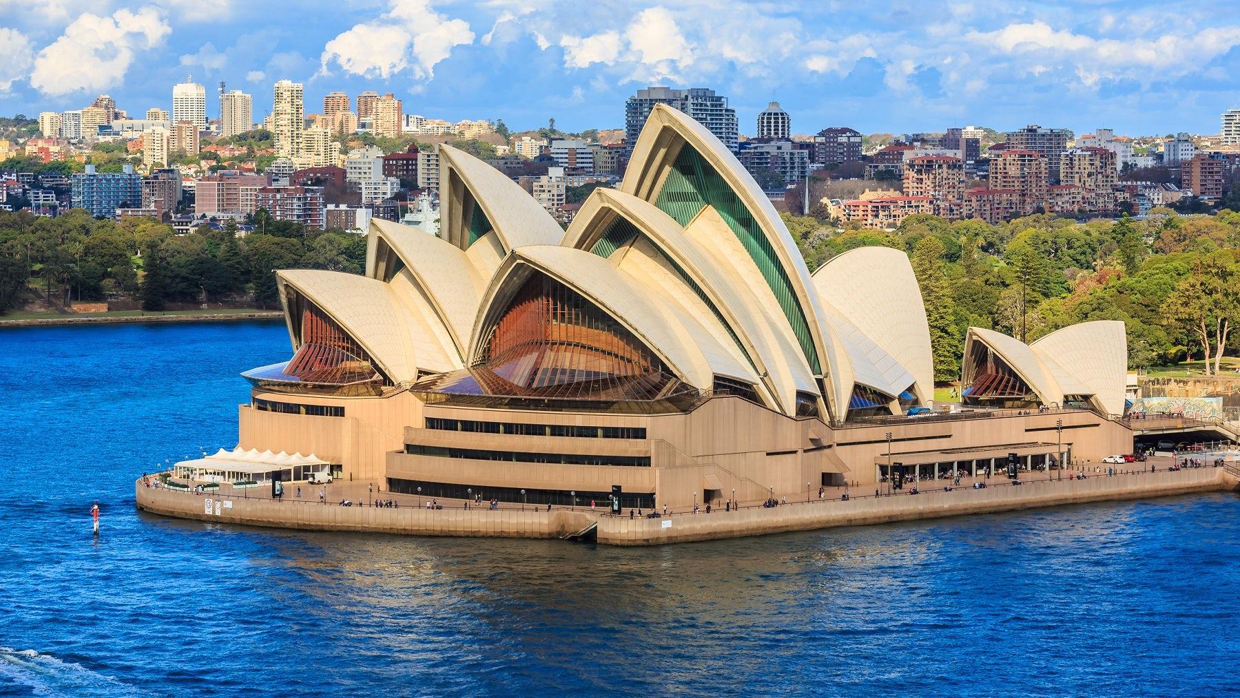 Sydney Opera House   Source: Shutterstock