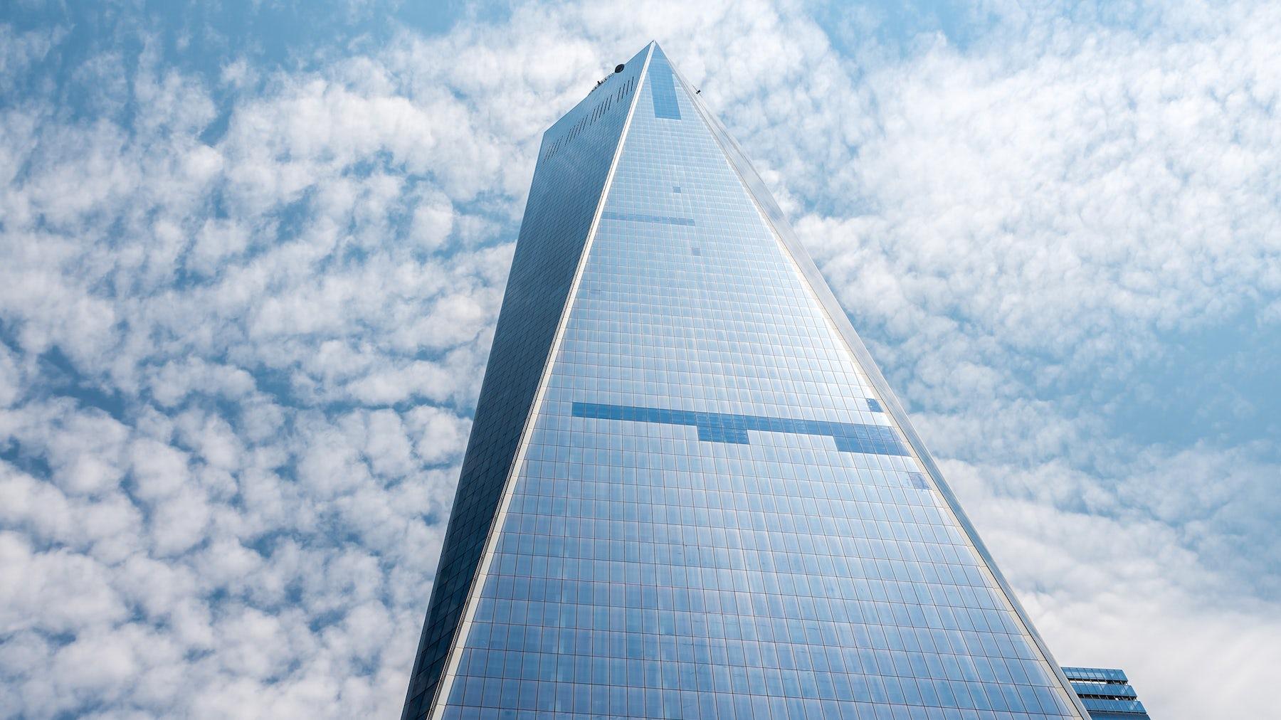 Condé Nast headquarters, New York   Source: Shutterstock
