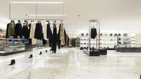 A Saint Laurent concession store at Elements Shopping Mall, Hong Kong | Source: Shutterstock