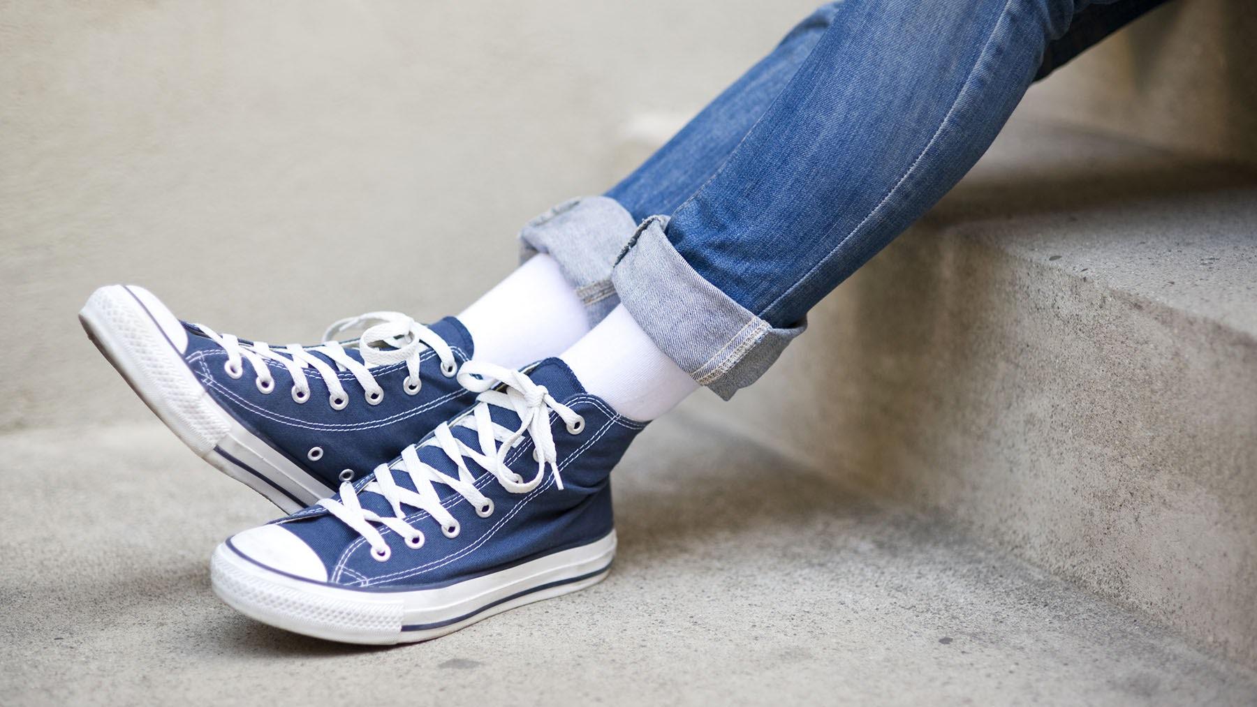 Skinny jeans   Source: Shutterstock