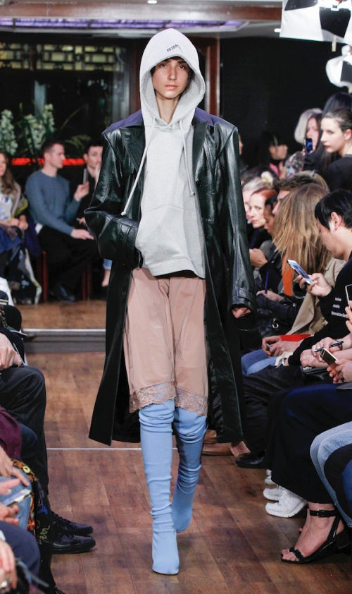 Vetements' Spring/Summer 2016 collection | Source: Indigital
