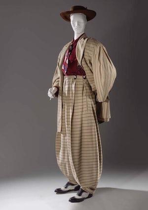 Zoot Suit 1940-1942 | Source: LACMA