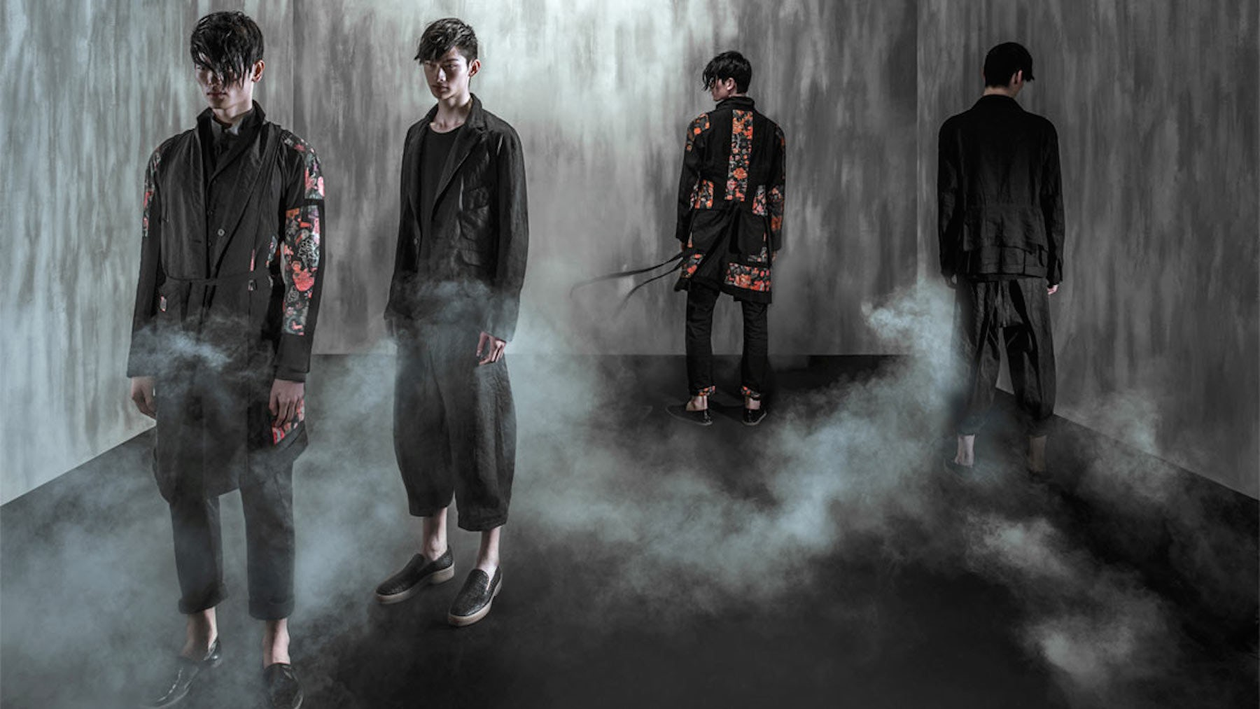 Capsule collection from Ziggy Chen for Lane Crawford's Created in China programme | Photo by Ricky Lo/Lane Crawford