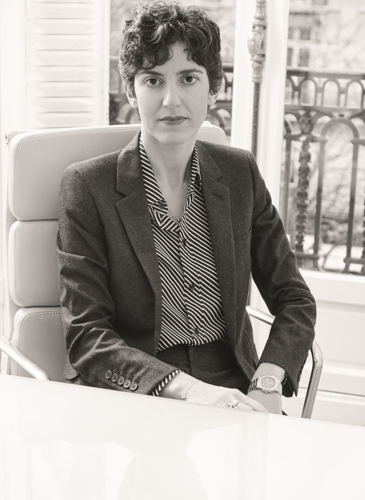 Yves Saint Laurent chief executive Francesca Bellettini | Source: Courtesy