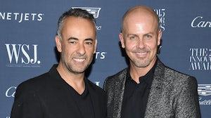 Francisco Costa (L) and Italo Zucchelli (R) | Source: Getty Images