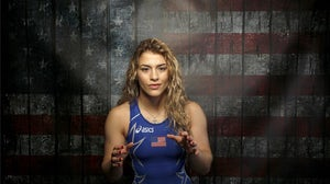 Wrestler Helen Maroulis poses for a portrait at the US Olympic Committee Media Summit | Source: Reuters