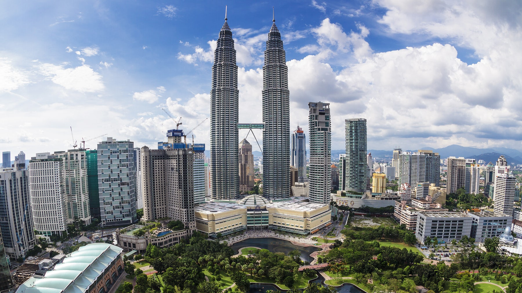 Malaysia's Magnetic Pull
