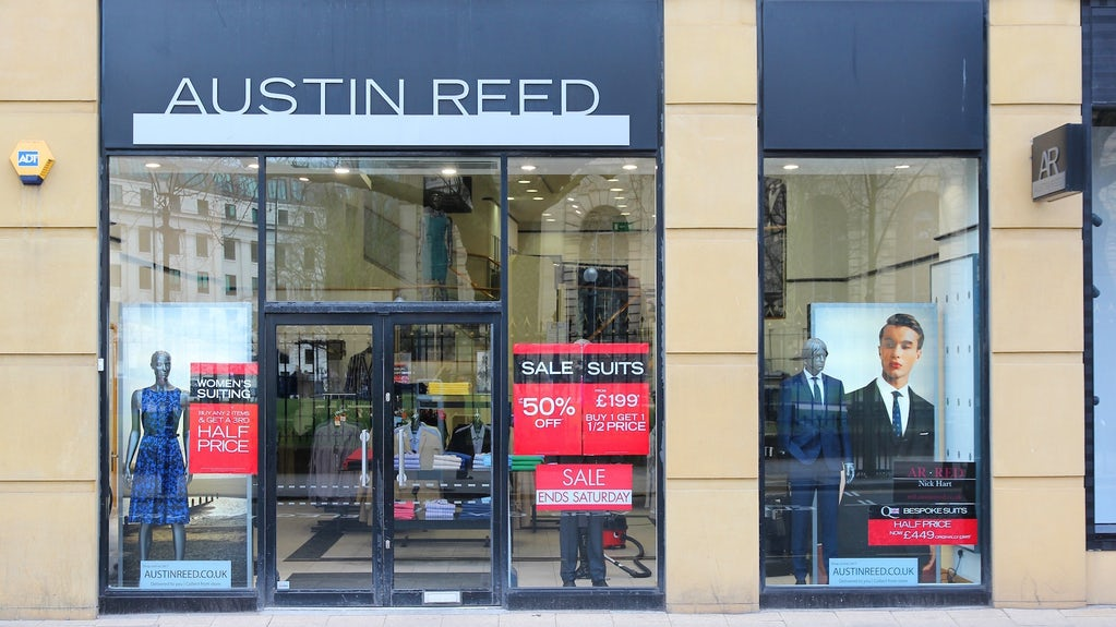 Austin Reed Enters Administration Bof