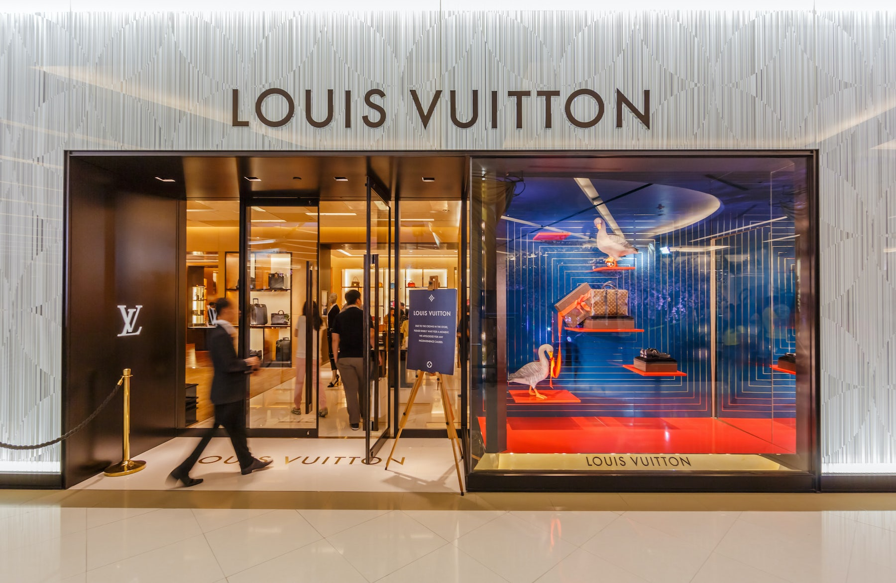 Article cover of LVMH Still Hiring in France as Others Cut Jobs