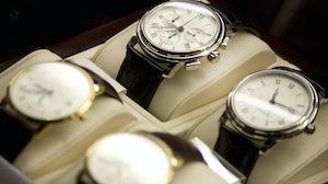 Swiss watches | Source: Shutterstock