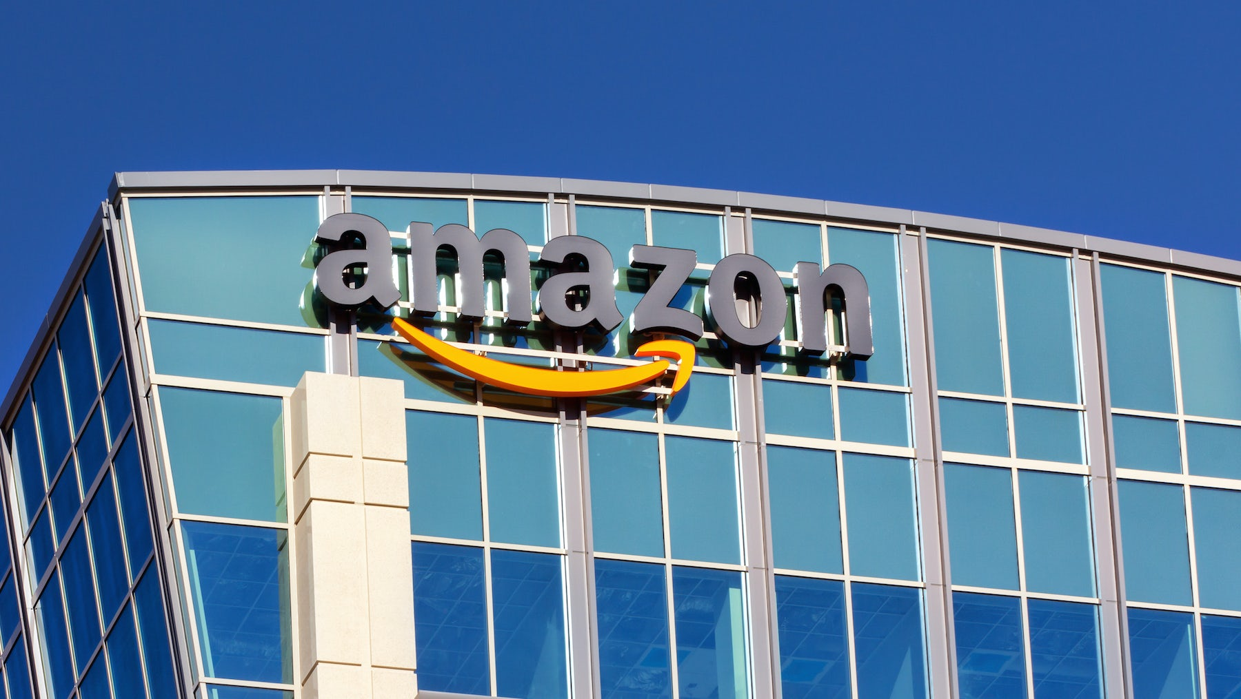 Amazon headquarters | Source: Shutterstock