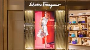 Ferragamo store front | Source: Shutterstock