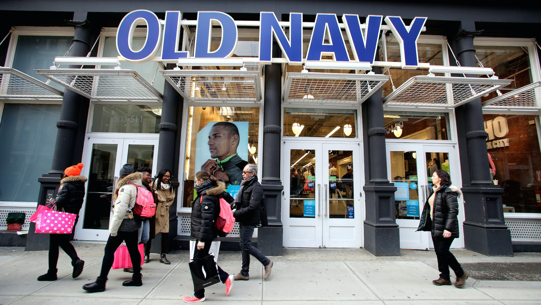 Article cover of Gap Jumps as Old Navy Fuels Optimism for Faster Rebound