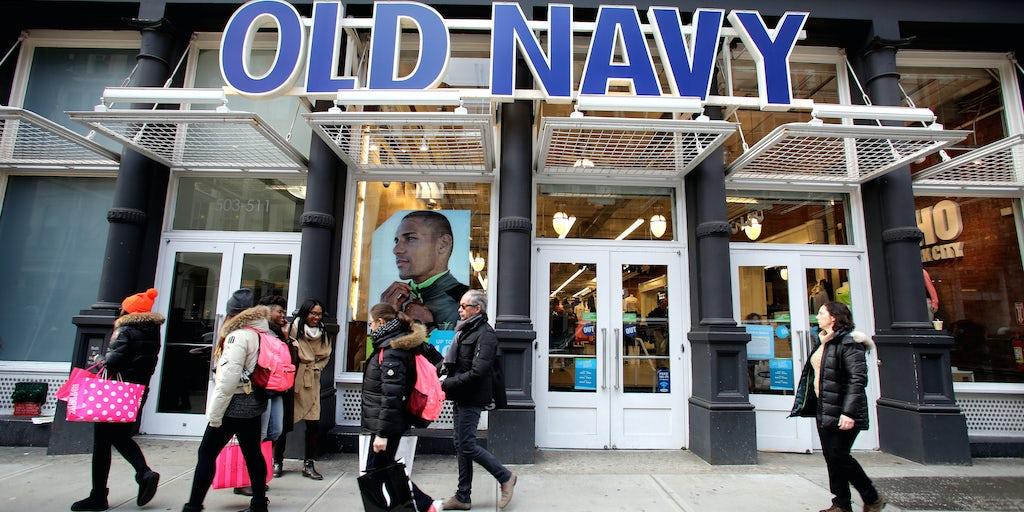 Gap Won't Spin Off Old Navy