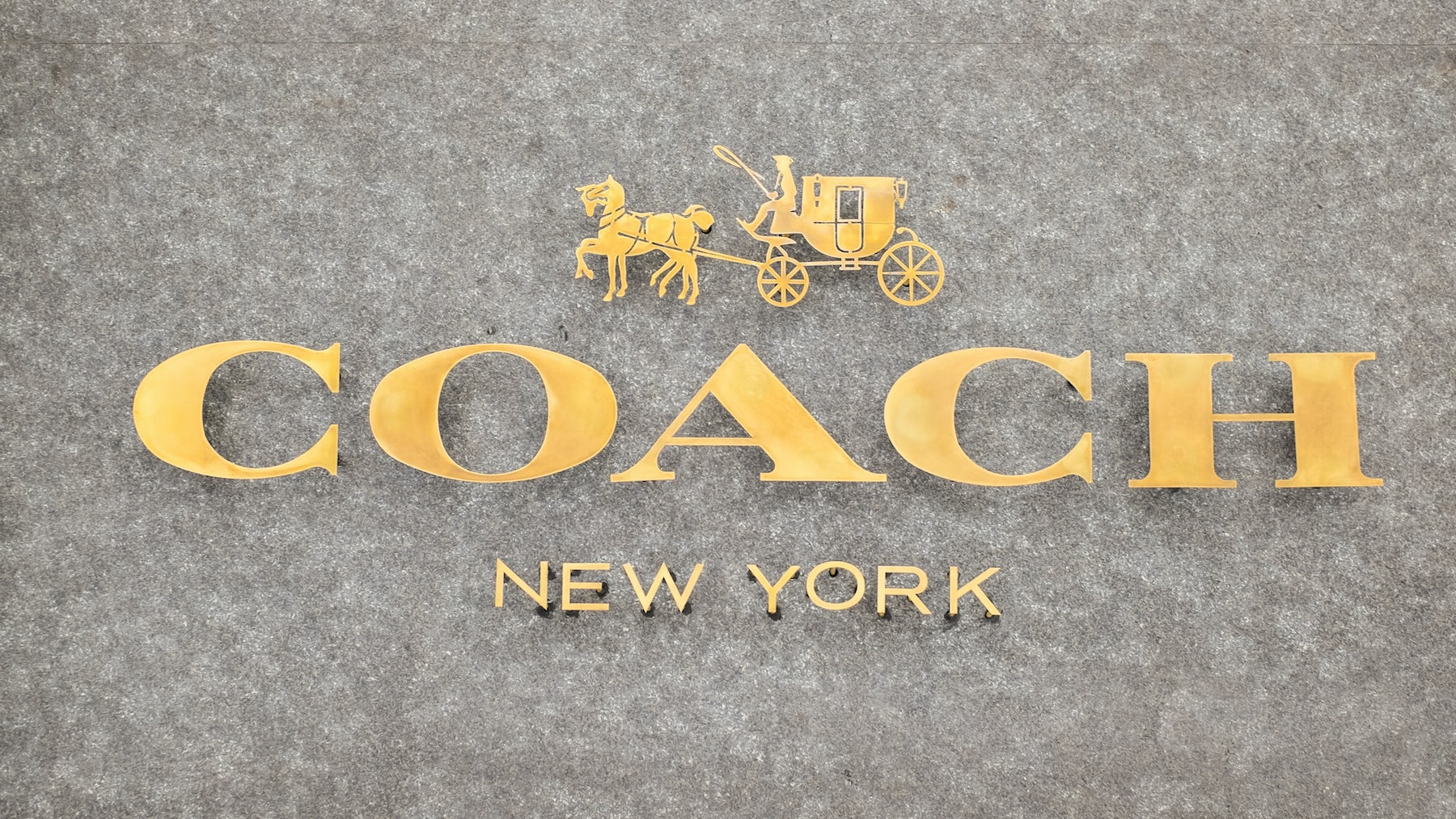 Article cover of Coach Announces Name Change to Tapestry Inc
