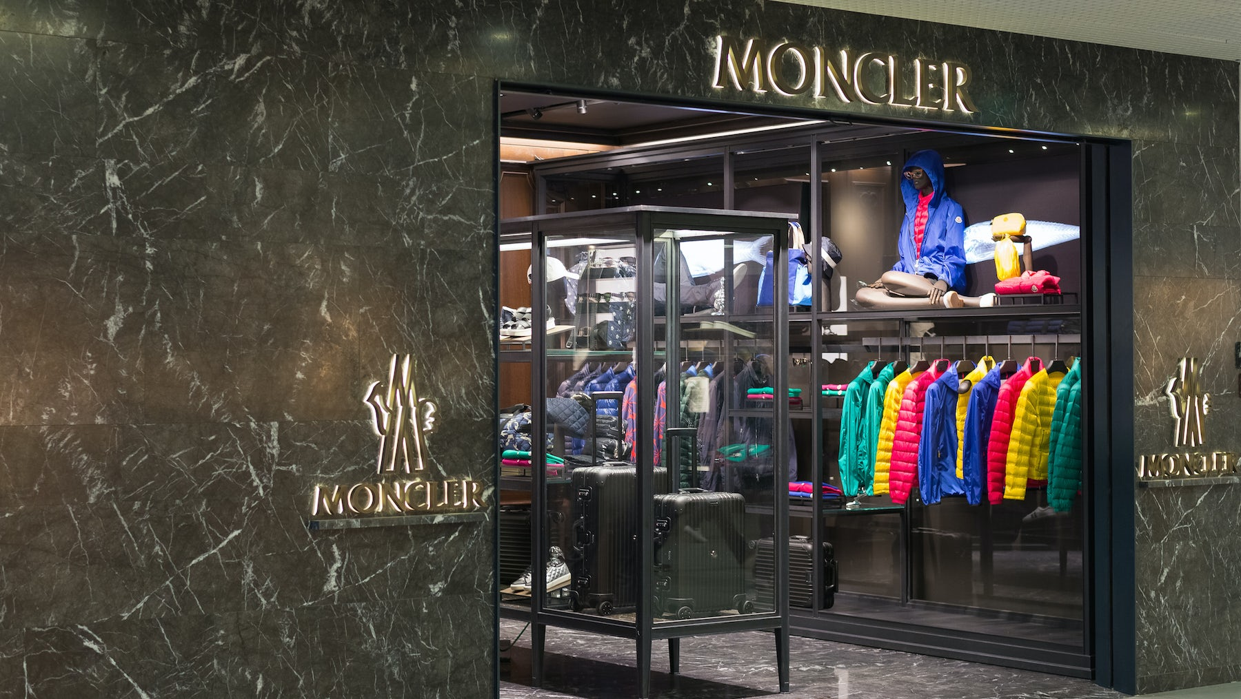 Moncler Sees Revenue Grow by 20 Percent in First Quarter