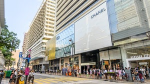 Luxury stores in Hong Kong | Source: Shutterstock