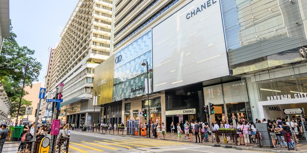 Hong Kong Fashion Week July