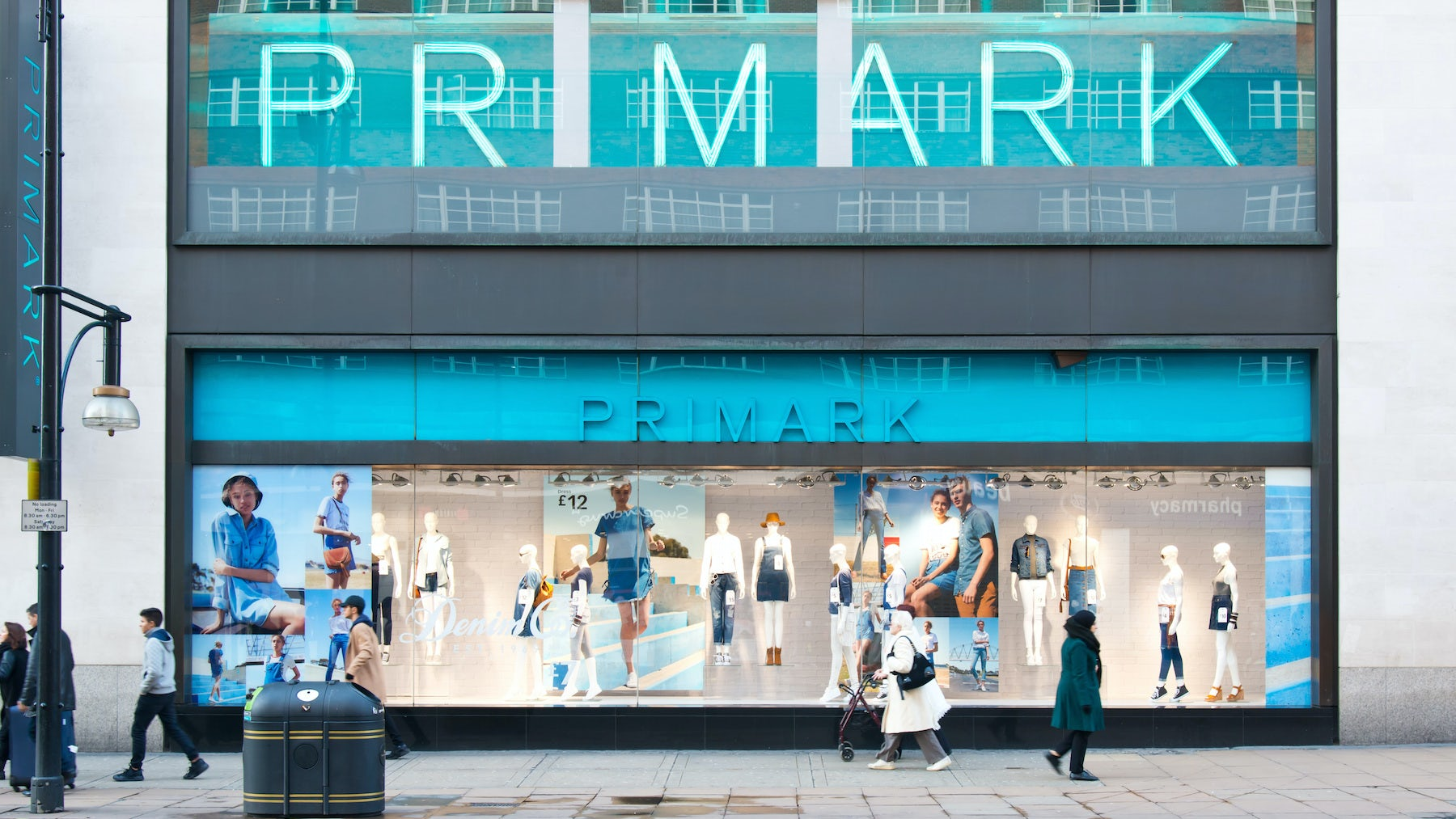 Primark Rejects £30 Million Bonus for Bringing Back Staff