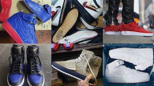 97b5a272b Remix My Sneakers | Intelligence | BoF