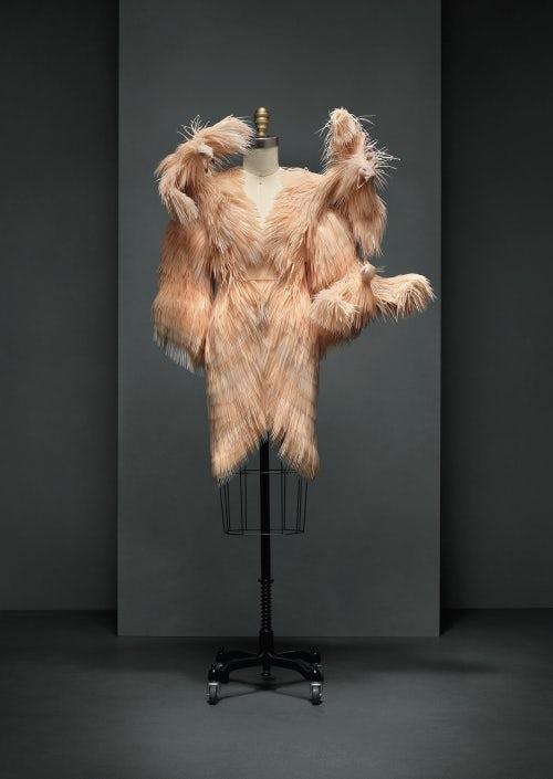 Iris van Herpen Autumn/Winter 2013 | Source: Metropolitan Museum of Art