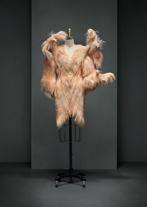 Iris van Herpen Autumn/Winter 2013 | Source: Metropolitan Museum of Art