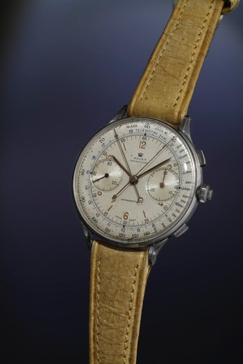 A vintage Rolex watch | Source: Phillips