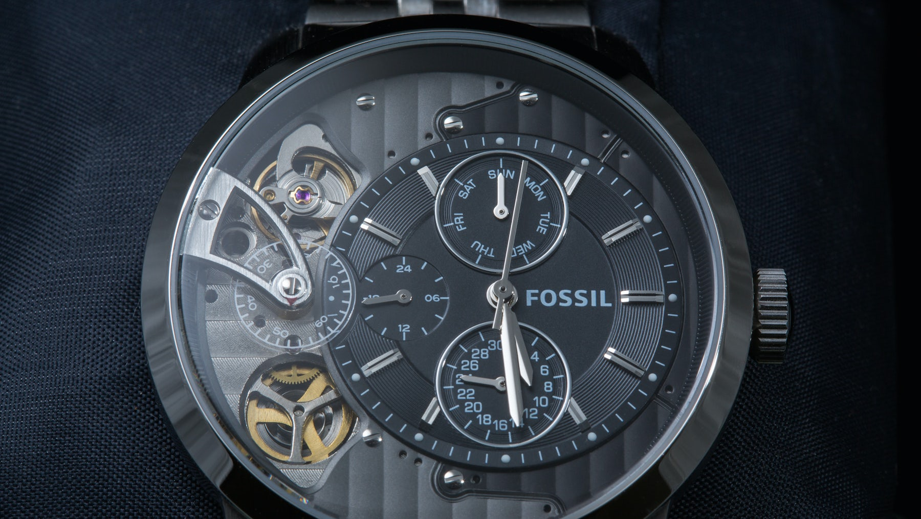Fossil Watch | Source: Flickr/ErickHouli