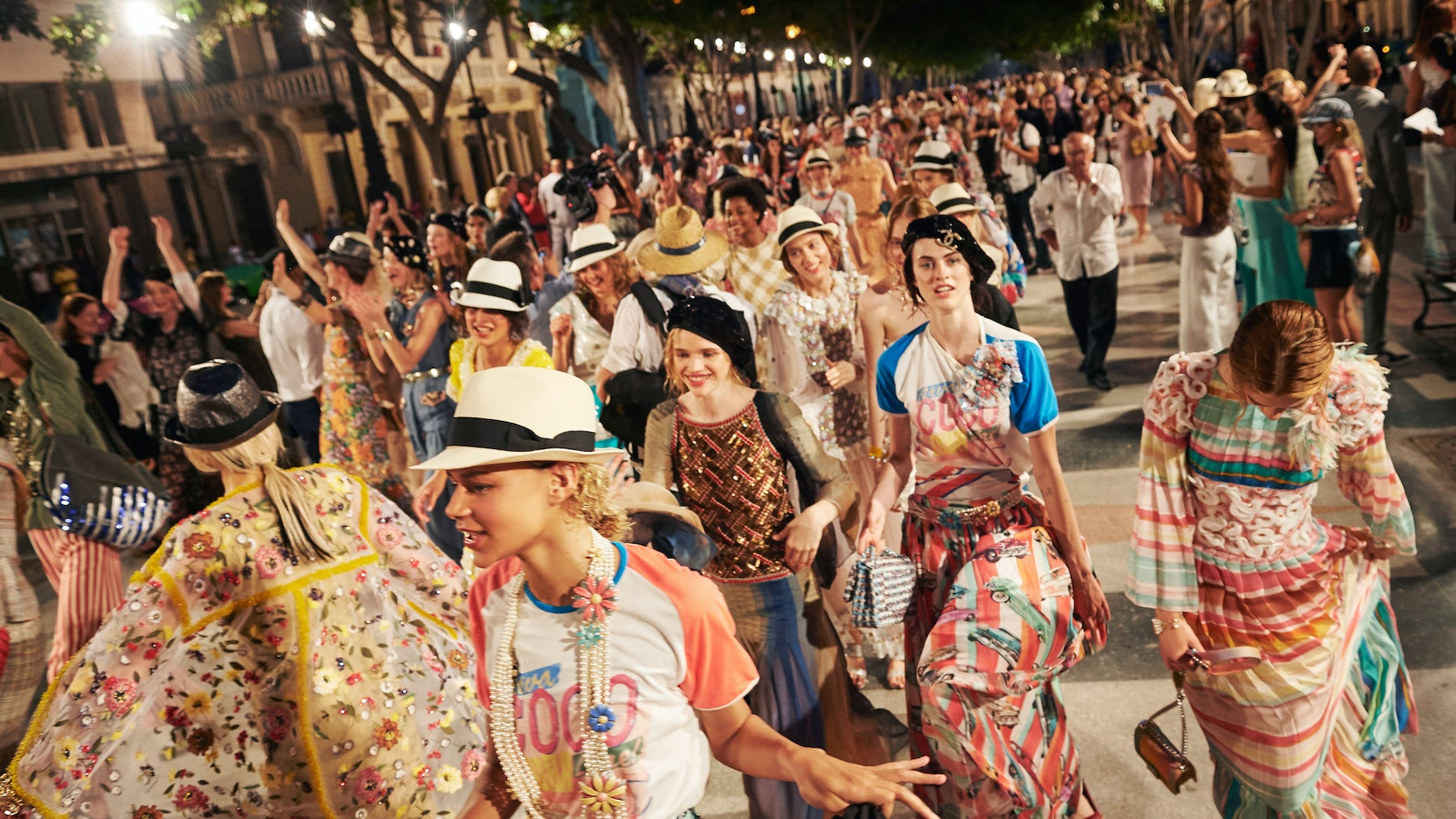 Social Goods | Chanel Backlash in Cuba, Model Agencies Price Fixing, Scrapping Plus Size
