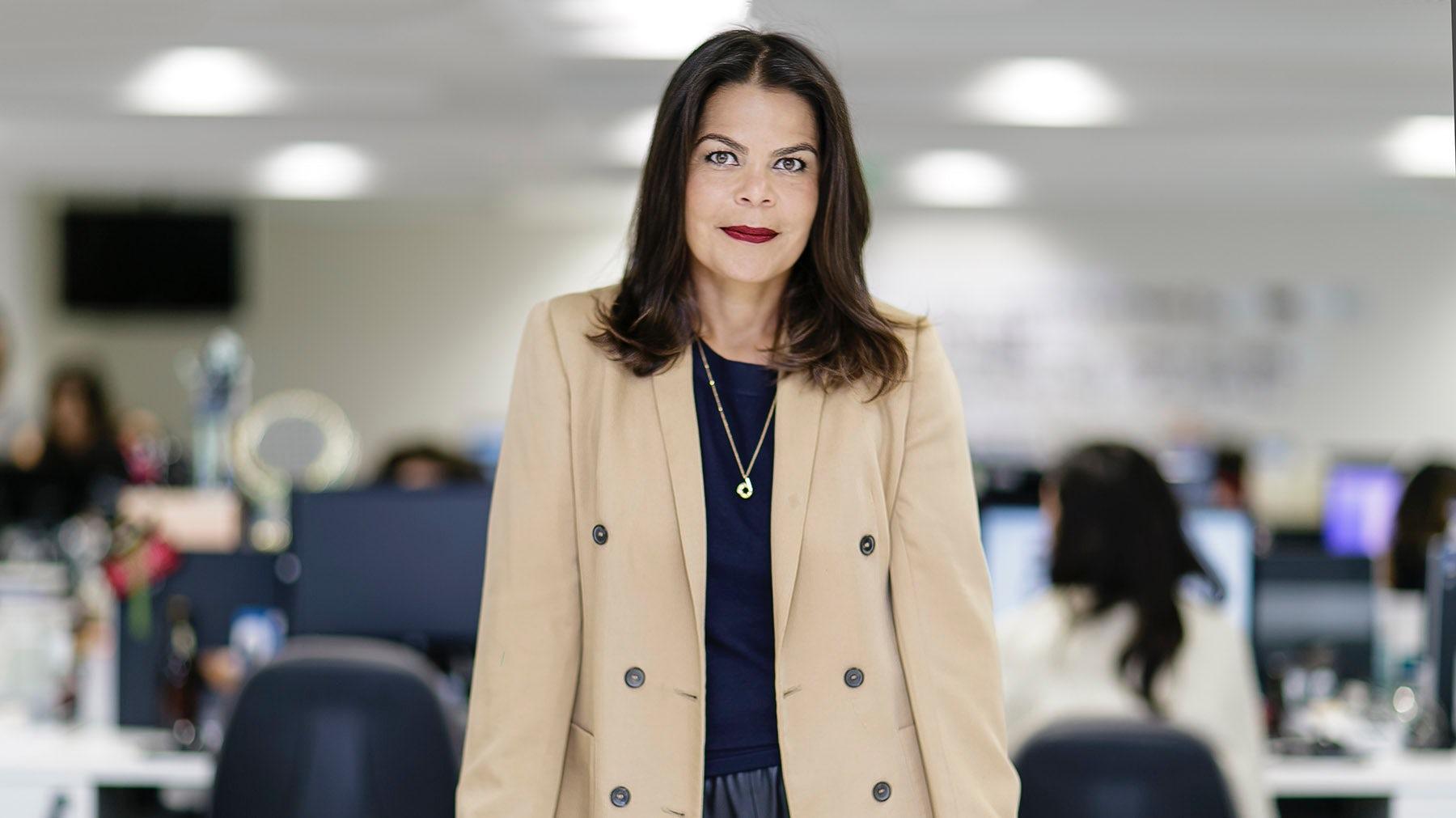 Daniela Falcão | Photo: João Viegas