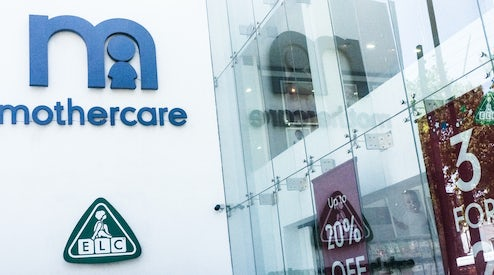 a25f4e65fdd3 Mothercare Hopeful for Future After Completing Store Closures