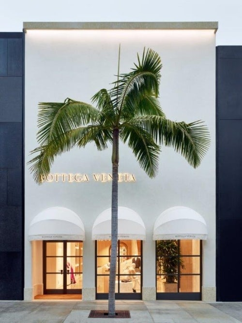 Bottega Veneta store, Beverly Hills | Source: Courtesy