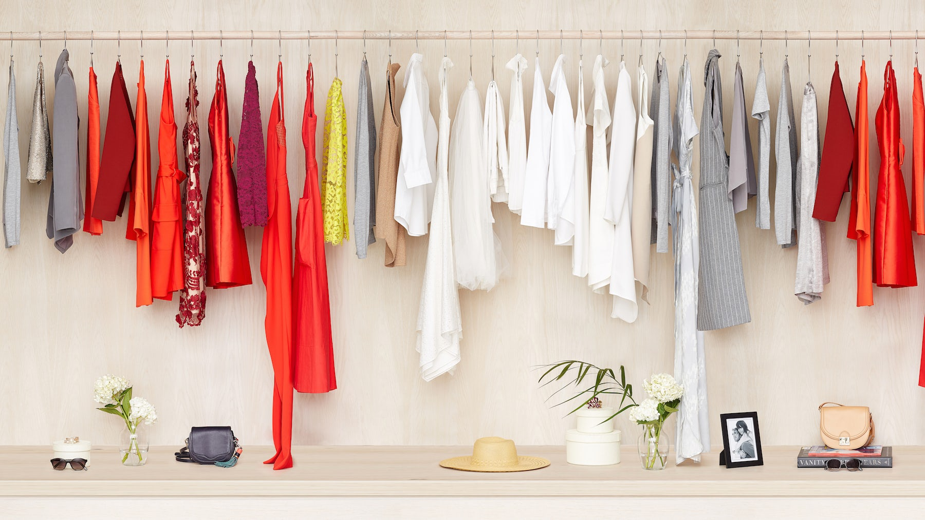"""Rent the Runway offers customers access to an """"unlimited"""" closet   Source: Rent the Runway"""