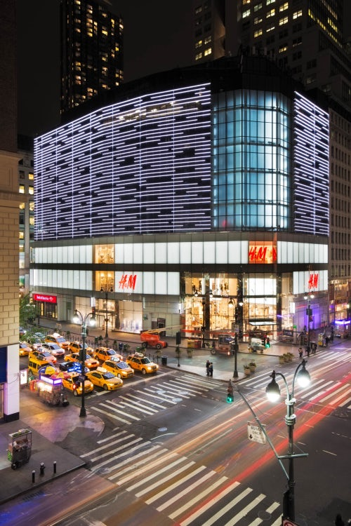 H&M Store, New York | Source: H&M