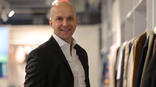 Daniel Kulle, President of h&M N. America | Source: H&M