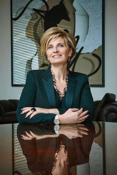 Sabina Bell, CEO of Pomellato   Source: Courtesy