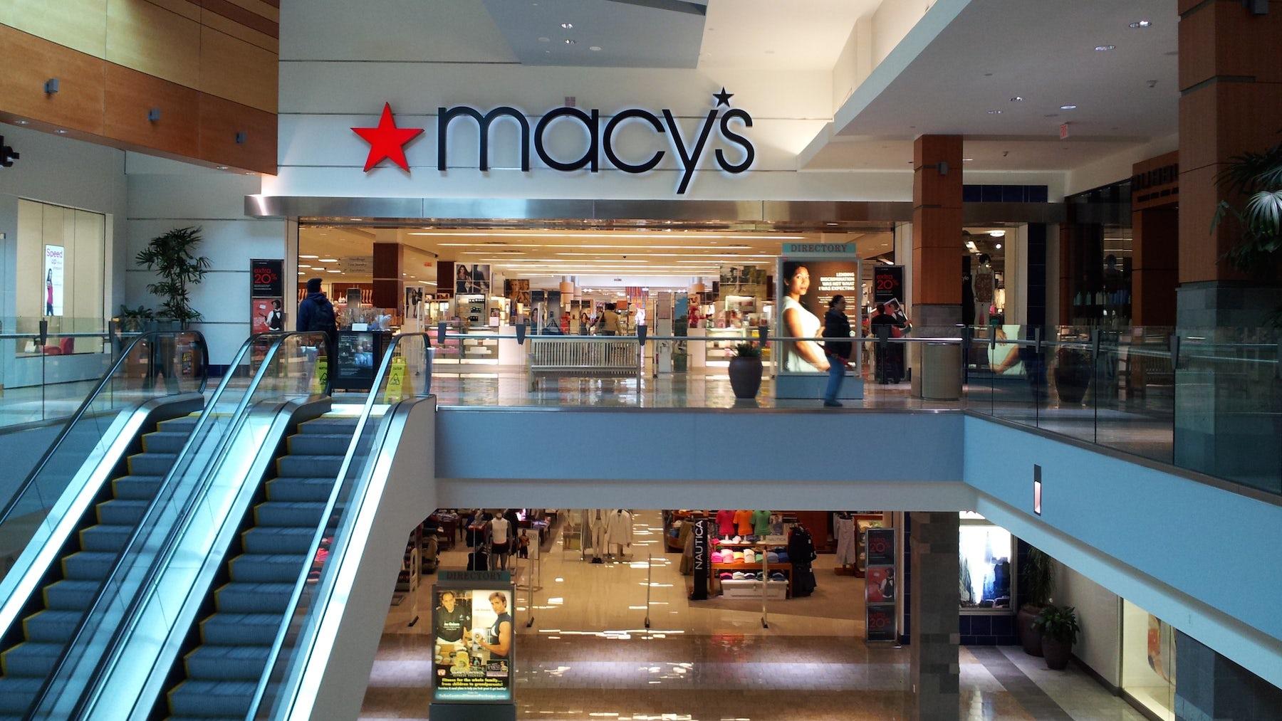 Macy's in Westfield Wheaton Mall | Source: Wikimedia Commons