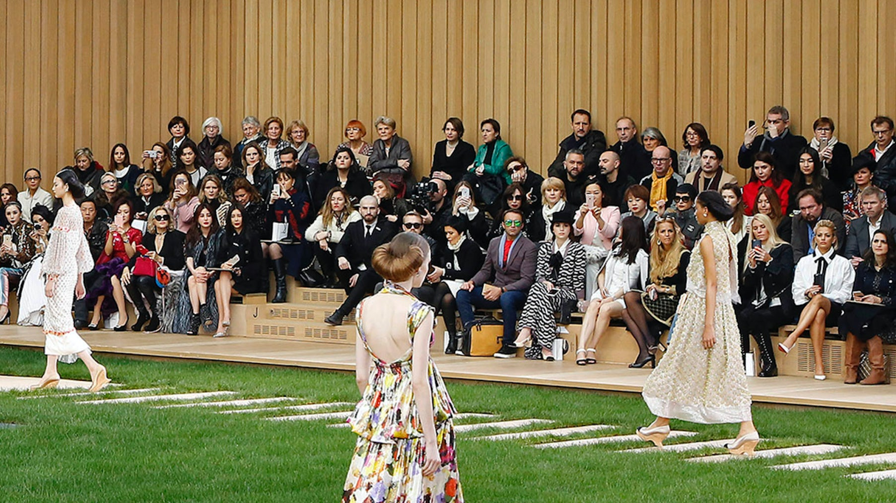 Chanel Spring/Summer 2016 | Source: InDigital.tv