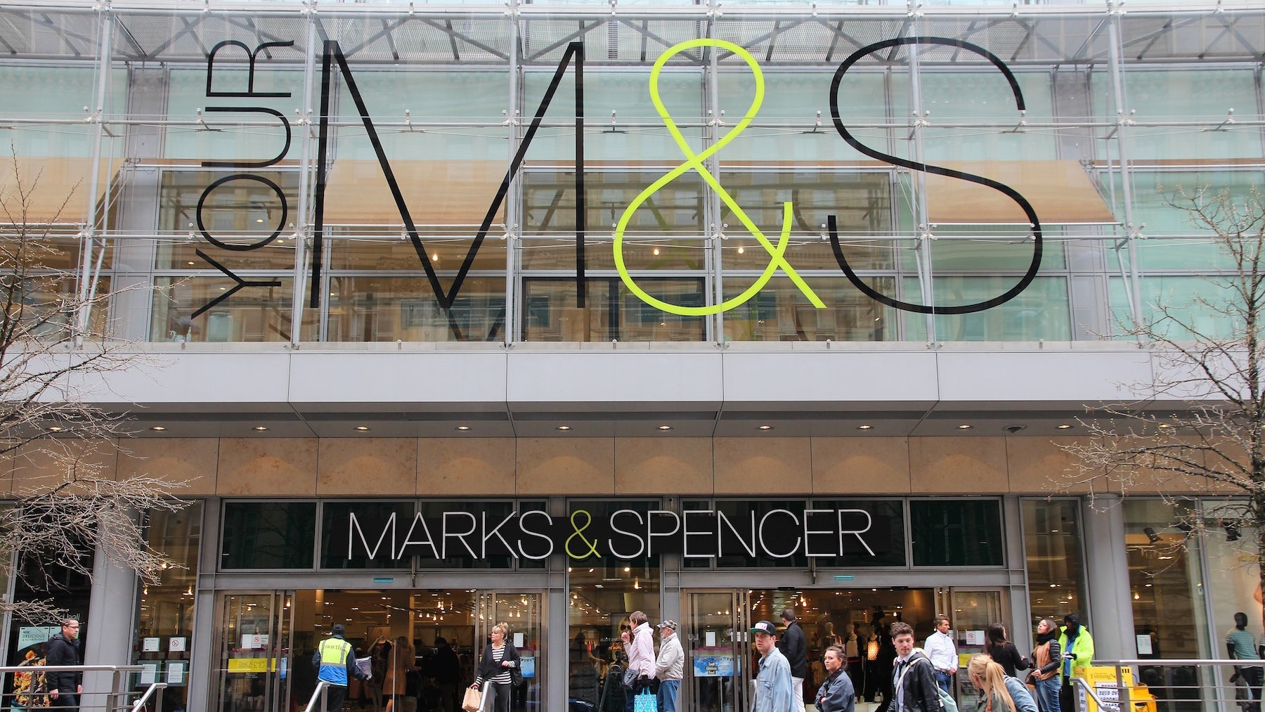 M&S to Shut a Third of Its UK Clothing Stores