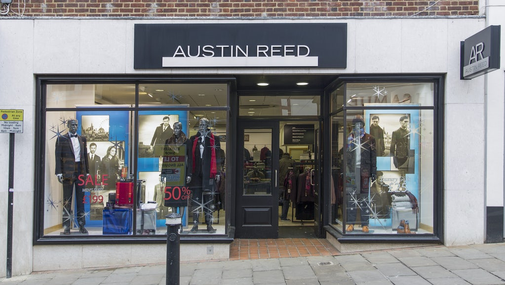 Uk Fashion Retailer Austin Reed To Wind Down News Analysis Bof