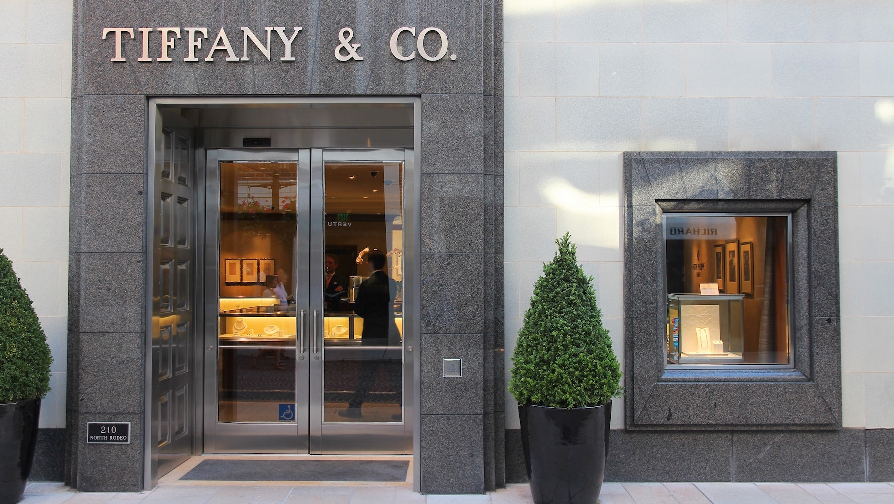 Tiffany Store | Source: Shutterstock